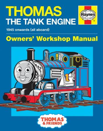 thomas the tank engine engine repair instruction manuel