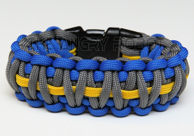 king cobra paracord survival bracelet instructions