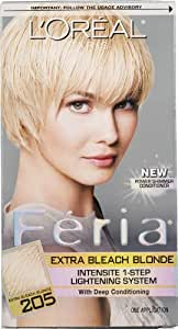 feria extra bleach blonde instructions