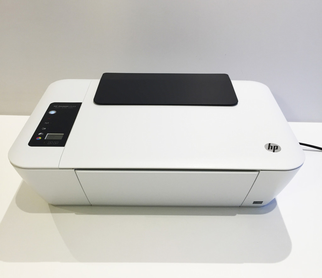 instructions for hp 1510 copier