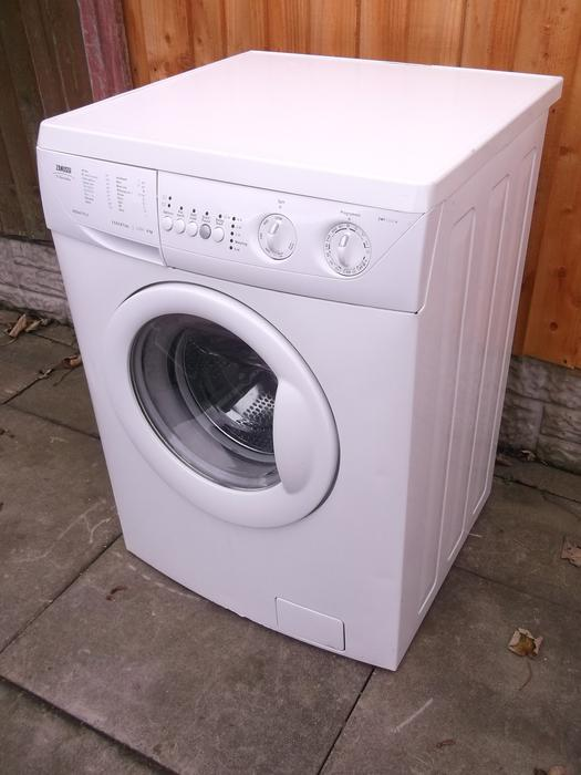 zanussi autosense tumble dryer instructions