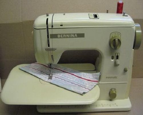 bernina 801 sewing machine instructions