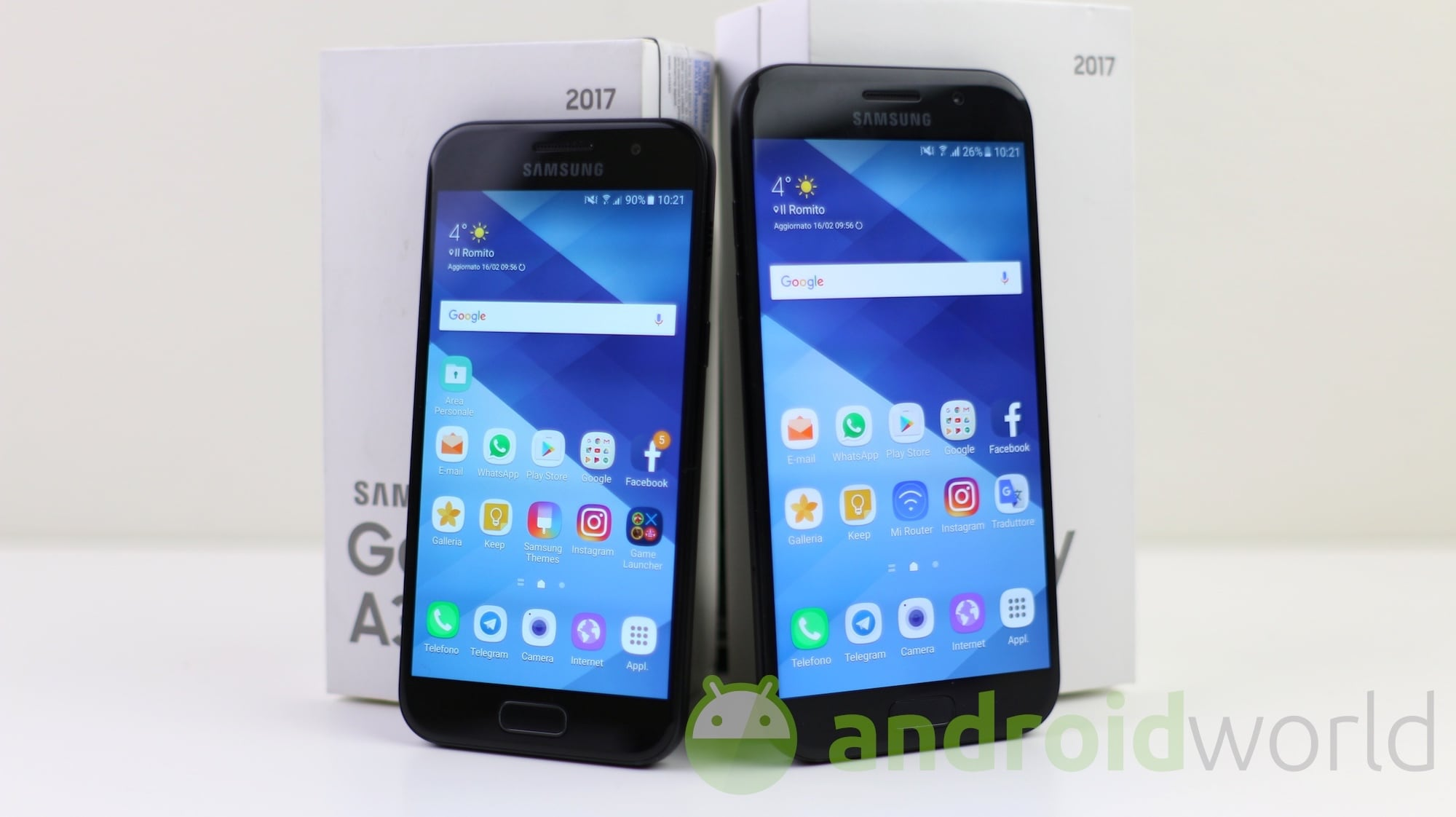 instructions of how to use samsung galaxy a3