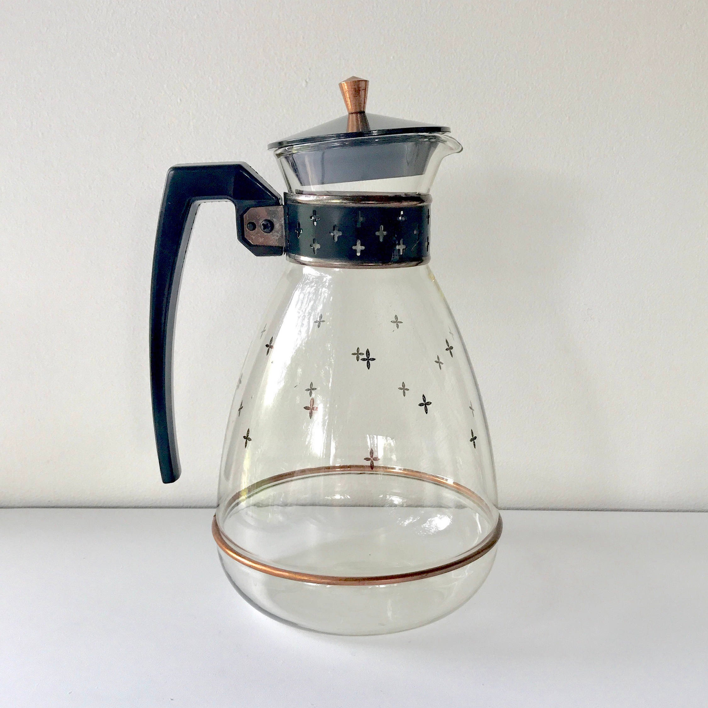 pyrex glass coffee pot instructions