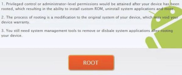 kingo one tap root instructions