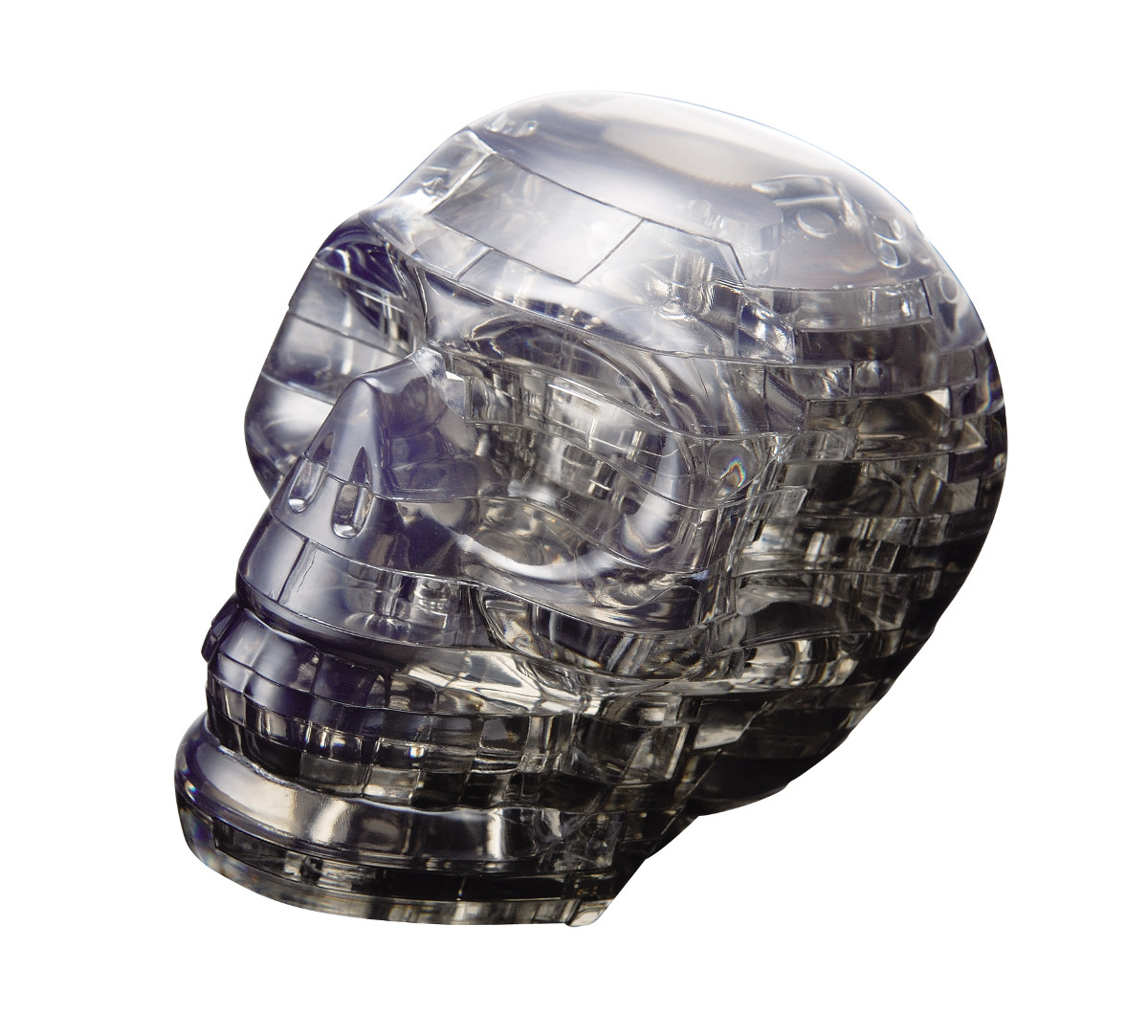 3d crystal puzzle skull instructions 30932