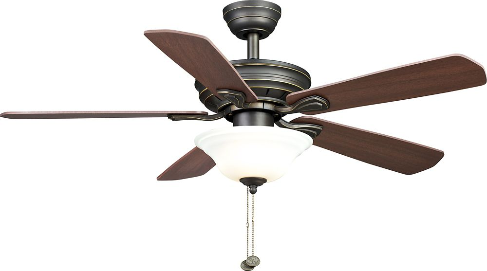hampton bay wellston ceiling fan instructions