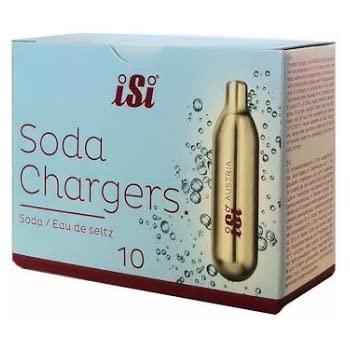isi soda charger instructions