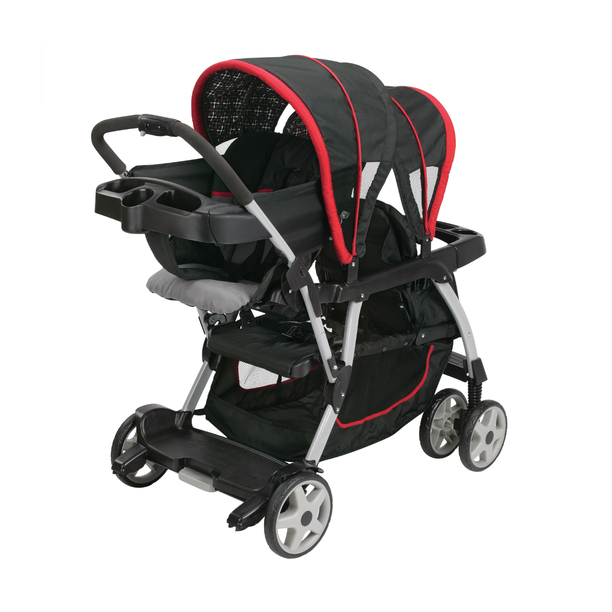 graco travel stroller instructions