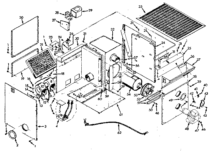 spinifex kerosene heater assembly instructions