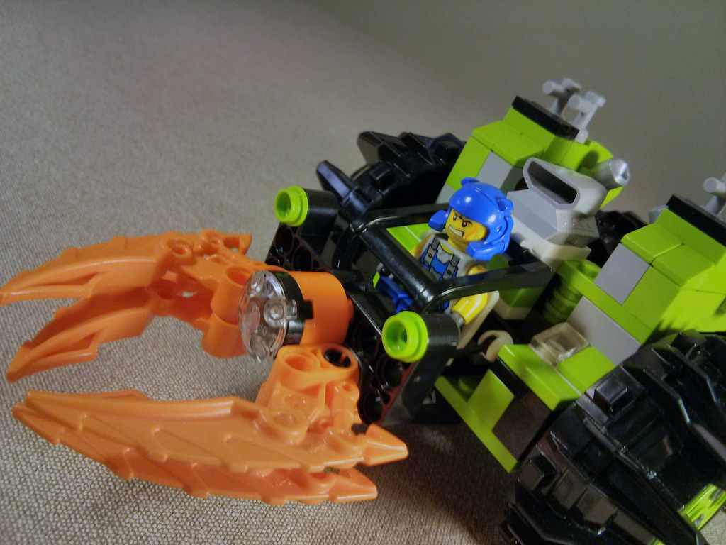 lego power miners mine mech instructions