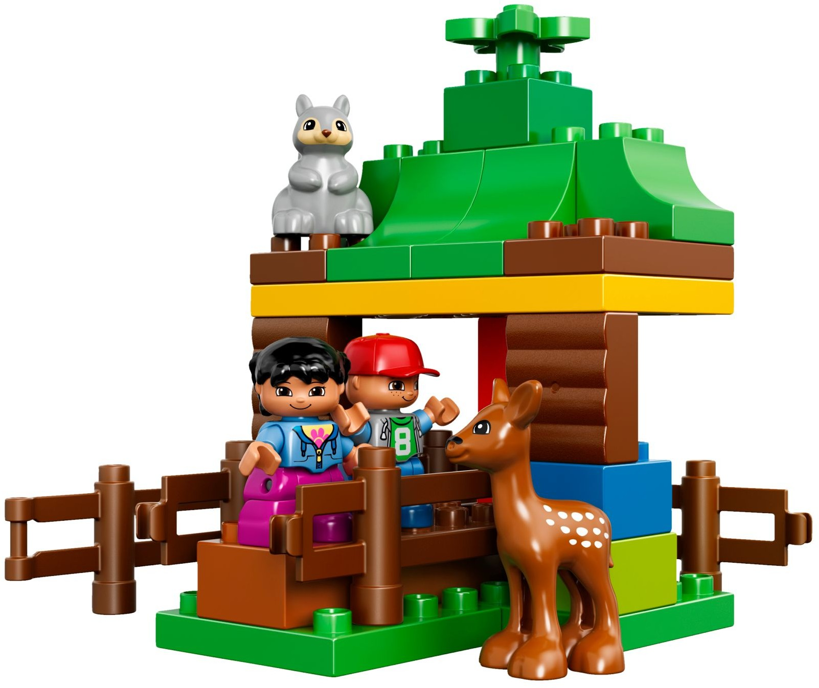 lego duplo farm animals instructions