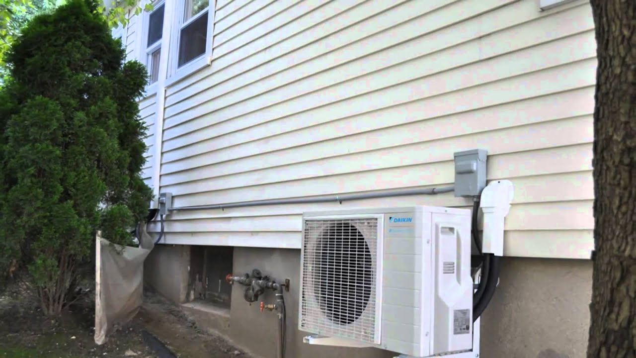 instructions daikin air conditioning