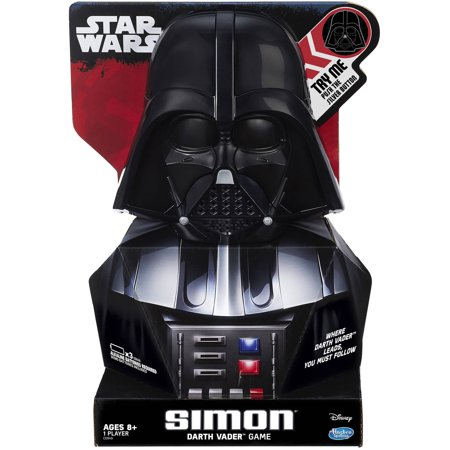 darth vader simon instructions