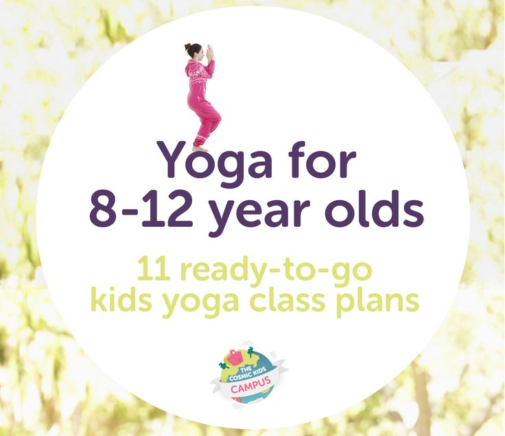 children balancing stick pose yoga instructions