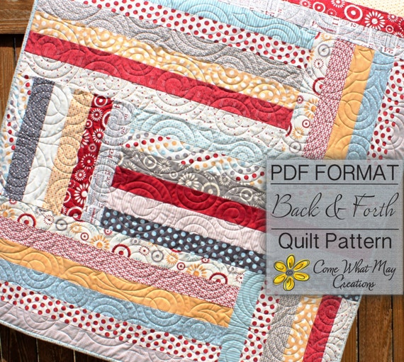easy baby quilt instructions