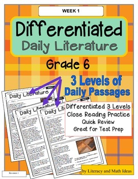 differentiated reading instruction for first grade