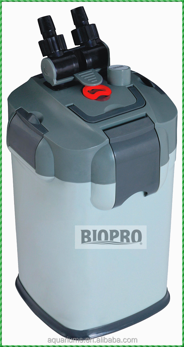 biopro canister filter instructions