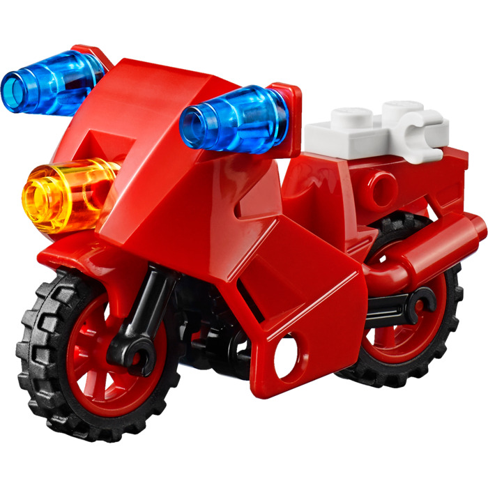 lego juniors fire patrol instructions