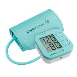 lloyds pharmacy blood pressure monitor instructions