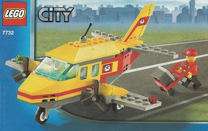 lego city air taxi instructions