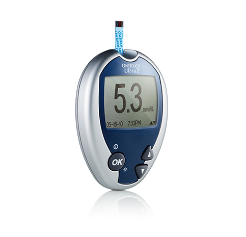 one touch glucose meter instructions