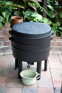 can o worms 2 tier composter instructions