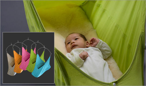 kanoe baby hammock instructions