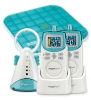 angelcare baby sound monitor instructions
