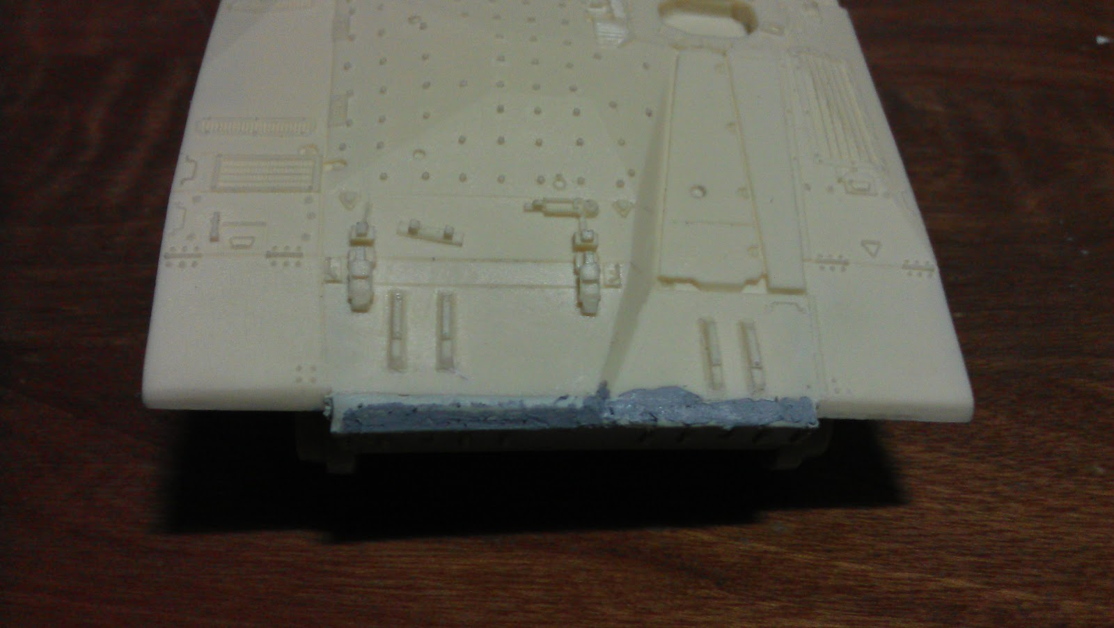 tamiya epoxy putty instructions