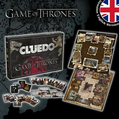 game of thrones cluedo instructions