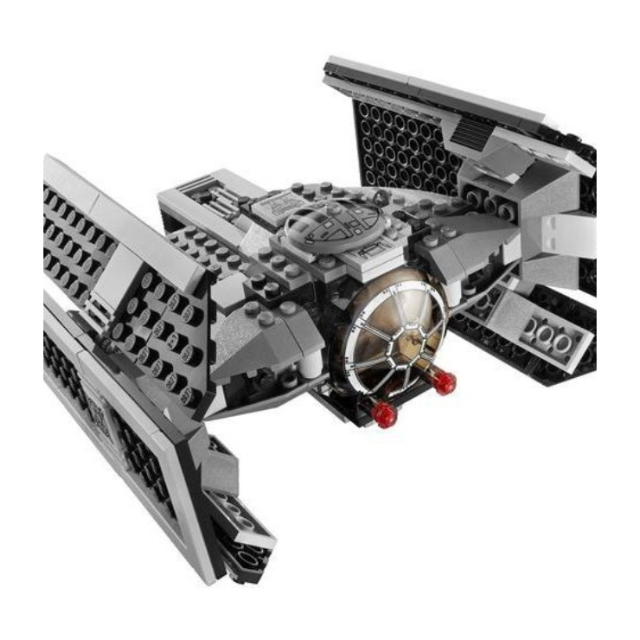 lego darth vader tie fighter 8017 instructions