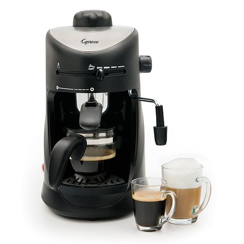 capresso coffee maker cleaning instructions