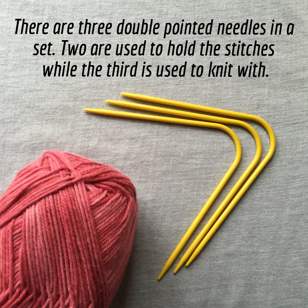 instructions for knitting two socks at a time