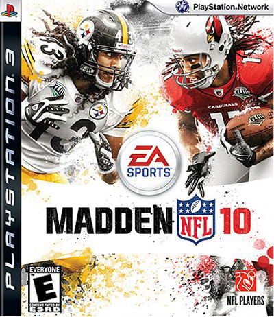 madden 11 wii instruction manual
