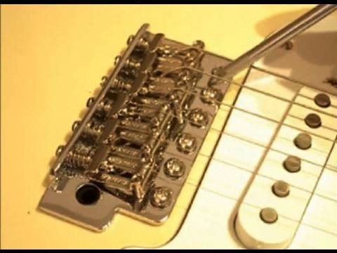 carl verheyen tremolo setup instructions