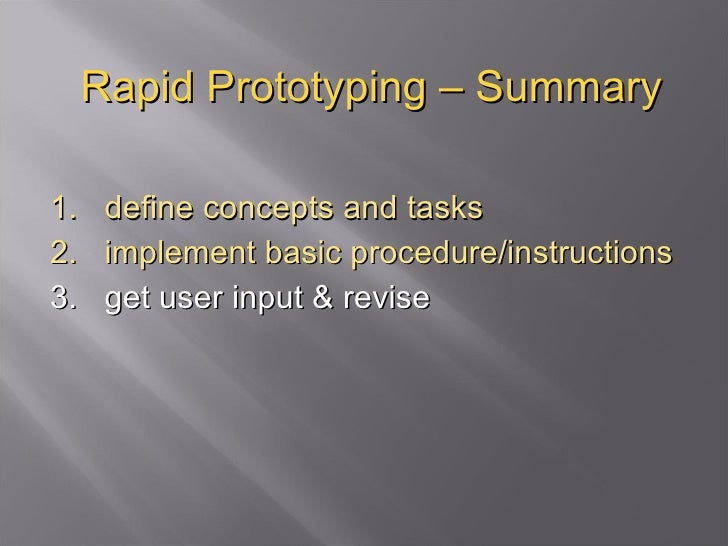 what is an instructional procedure
