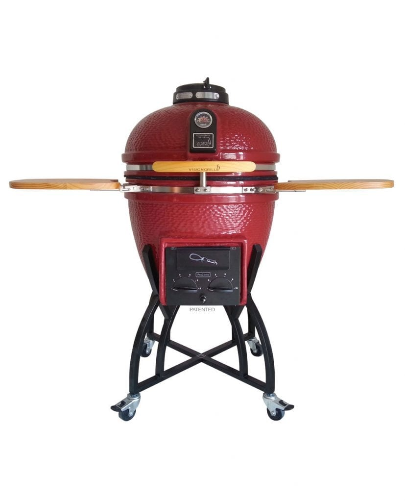 2-in-1 offset bbq smoker instructions