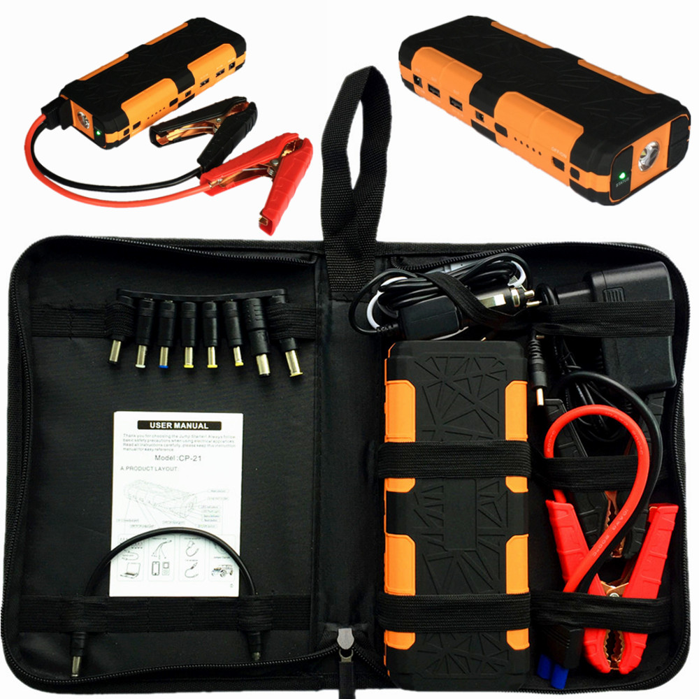 20000mah portable jumpstarter instructions