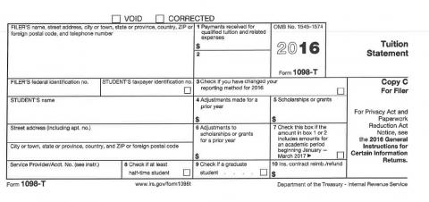2016 federal tax instructions