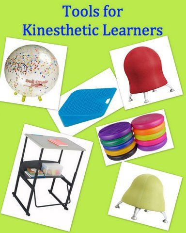 kinesthetic learning instructional techniques