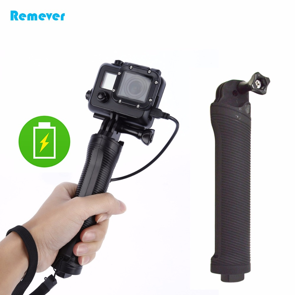 monopod selfie stick with cable instructions