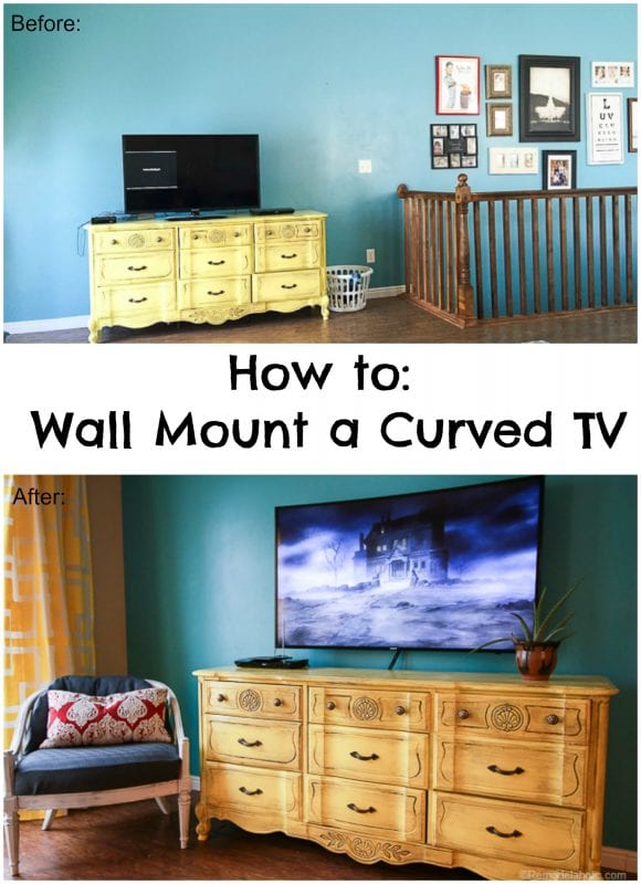 tv wall mount instructions video
