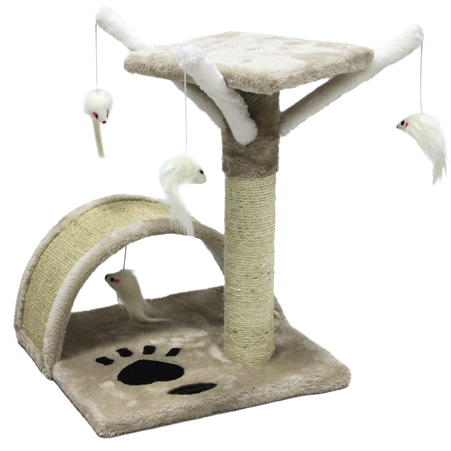 assembly instructions ipet feline fun cat scratch tree