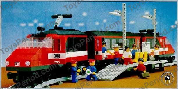 playskool express train set instructions