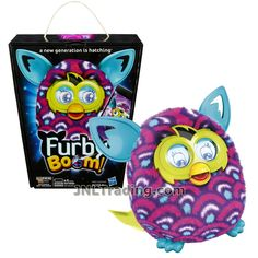furby boom instruction poster