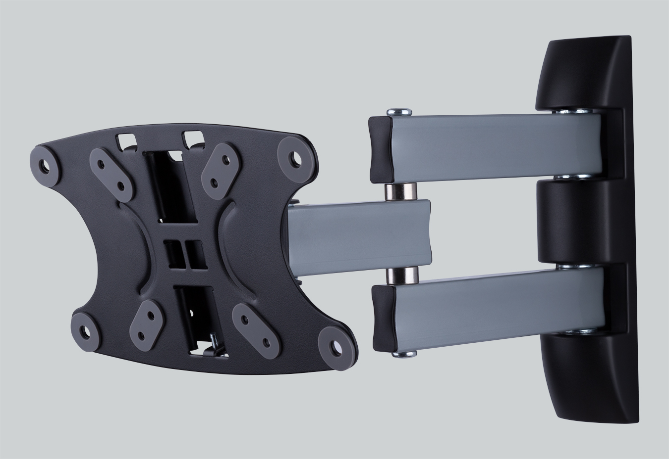 linden full motion tv wall bracket instructions