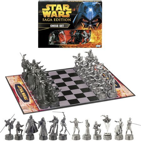star wars saga edition chess set instructions