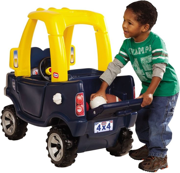 little tikes 4x4 truck instructions