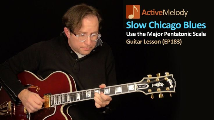 blues guitar instructional videos
